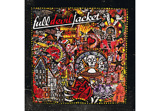Full Devil Jacket - Valley Of Bones [CD]