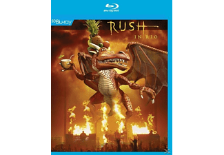 Rush - Rush in Rio [Blu-ray]