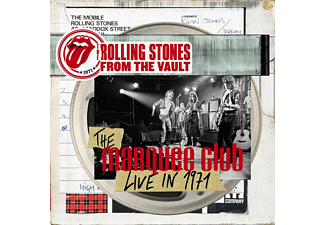 The Rolling Stones - From The Vault-The Marquee-Live In 1971 [LP + DVD Video]