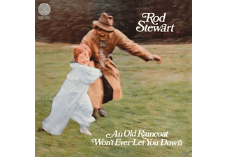 Rod Stewart - An Old Raincoat Won't Ever Let You Down [Vinyl]