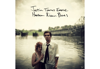 Justin Townes Earle - Harlem River Blues [CD]