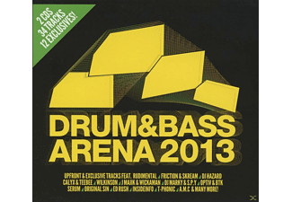 VARIOUS - Drum & Bass Arena 2013 - (CD)