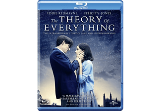 The Theory Of Everything Blu-ray