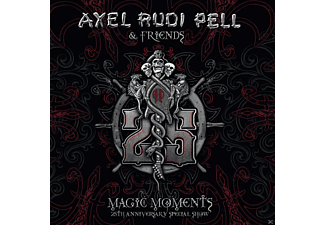 Axel Rudi Pell - Magic Moments (25th Anniversary Special Show) - (CD)
