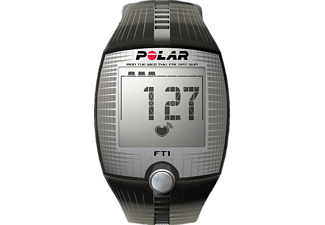 POLAR  90051026 FT1, Trainingscomputer, Schwarz