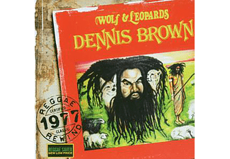 Dennis Brown - Wolf & Leopards (CD)