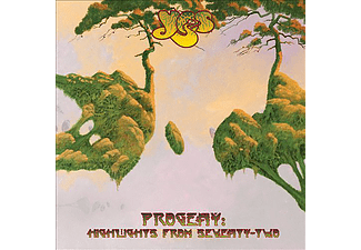 Yes - Progeny - Highlights from Seventy-Two (CD)