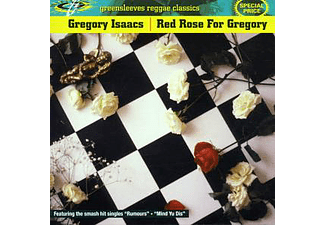 Gregory Isaacs - Red Rose for Gregory (CD)