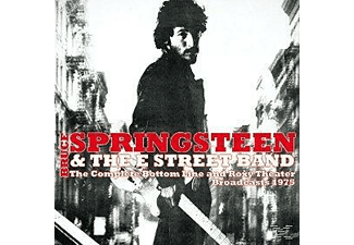 Bruce Springsteen, The E Street Band - Complet Bottom Line And Roxy Theater Broadcasts 19 - (CD)