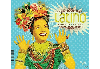 VARIOUS - Latino Lounge Deluxe - (CD)