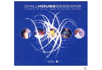 VARIOUS - CHILL HOUSE SESSIONS 2 - (CD)