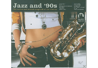 VARIOUS - Jazz And 90s - (CD)
