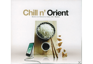 VARIOUS - Chill N'Orient - (CD)