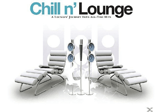 VARIOUS - Chill N' Lounge - (CD)