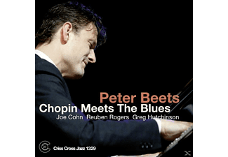 Peter Beets - Chopin Meets The Blues - (CD)