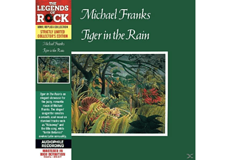 Michael Franks - Tiger In The  Rain-Coll.Edit. [CD]