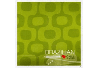 VARIOUS - Brazilian Chill Session [CD]