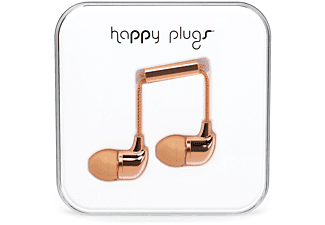 HAPPY PLUGS In-Ear Deluxe Edition Rose Gold