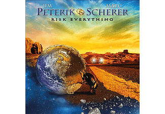 Jim Peterik, Marc Scherer - Risk Everything (CD)