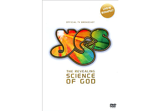 Yes - The Revealing Science of God - Live in Budapest (DVD)