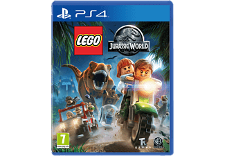 Lego Jurassic World PlayStation 4