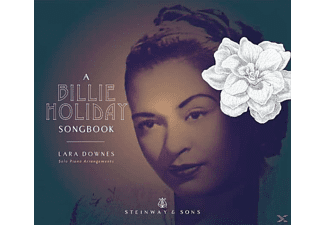 Lara Downes - A Billie Holiday Songbook [CD]