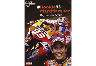 Rookie 93: Marc Marquez Beyond the Smile - (DVD)