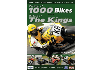 Festival of 1000 Bikes, Return of the Kings - (DVD)
