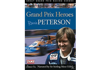 Grand Prix Heroes - Ronnie Perterson - (DVD)