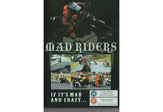 Mad Riders - (DVD)