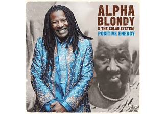 Alpha Blondy, The Solar System - Positive Energy - (CD)