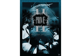 VARIOUS - Prive-The Lounge Anthology Vol.2 - (CD)