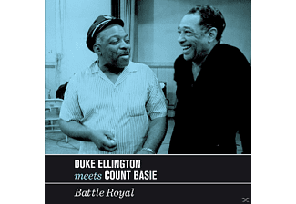 Duke Ellington - Battles Royal - (CD)