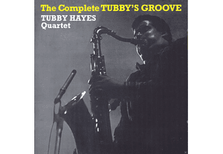 Tubby Quartet Hayes - The Complete Tubby's Groove - (CD)
