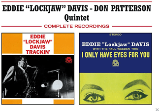 "Eddie ""lockjaw"" Davis, Don Paterson Quintet - Complete Recording + 2 Bonus Tracks - (CD)"