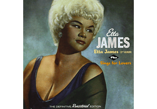 James Etta - Etta James (3rd Album)+Sings - (CD)