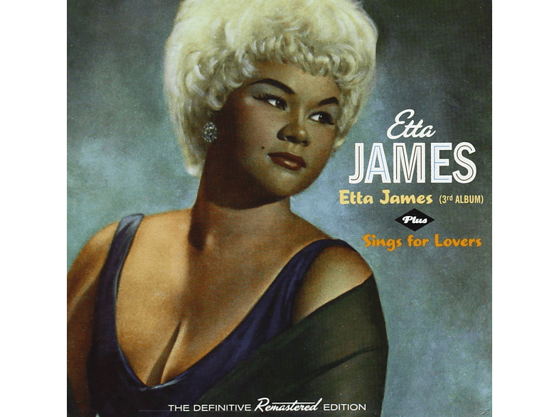 James Etta - Etta James (3rd Album)+Sings [CD]