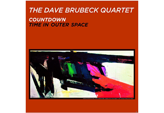 The Dave Brubeck Quartet - Countdown / Time In Outer Space - (CD)