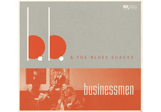 B.B.+BLUES SHACKS - Businessmen - (CD)