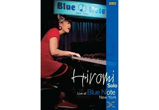 Hiromi - Solo-Live At Blue Note New York - (DVD)