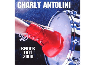 Charly Antolini - Knock Out 2000 - (CD)