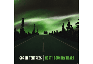 Gordie Tentrees - North Country Heart - (CD)
