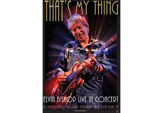 Elvin Bishop - Elvin Bishop : That's My Thing - Live In Concert - (DVD)