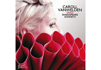 Caroll Vanwelden - Sings Shakespear Sonnet - (CD)