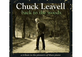 Chuck Leavell - Back To The Woods - (CD)
