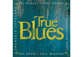VARIOUS - True Blues - (CD)