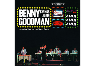Benny Goodman - Swings Again+7 Bonus Tracks - (CD)