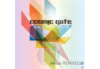 Cosmic Gate - Back 2 The Future 1999-2003: Remixed - (CD)