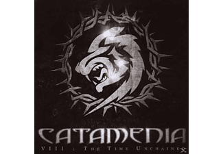 Catamenia - Viii-The Time Unchained - (CD)