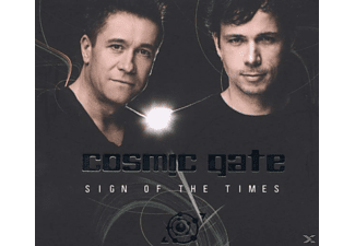 Denise Cosmic Gate / Rivera - Sign Of The Time [CD]
